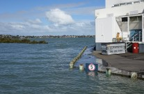 Manukau Harbour King Tide 12082014