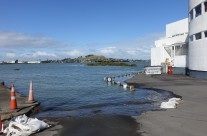 Manukau Harbour King Tide 12 August 2014