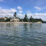 Mairangi Bay Beach, King Tide 14.1.17