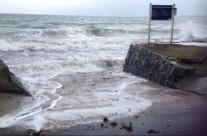 Mairangi Bay, King Tide 2.3.18
