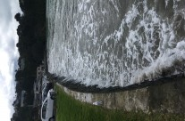 Browns Bay, King Tide, 6.9.19