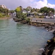 Takapuna Boatramp, King Tide 17.11.16