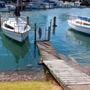 Milford Marina, North Shore, Auckland King Tide 01022014