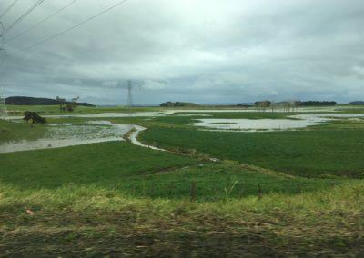 Mangakura, King Tide 15.7.18