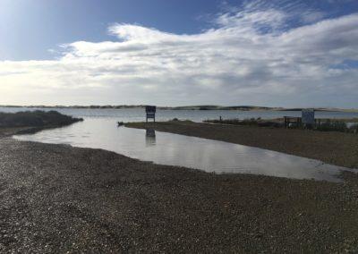 Mangawhai Estuary, King Tide 16.7.18